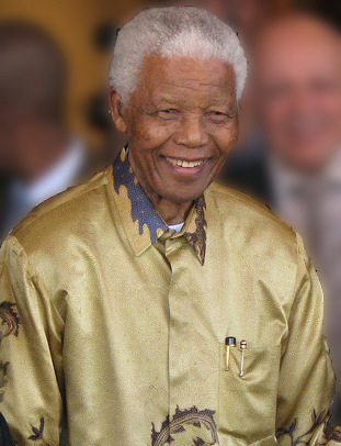 Nelson Rolihlahla Mandelain 'The Most Great Black People in the History of Human Beings': ranks 1