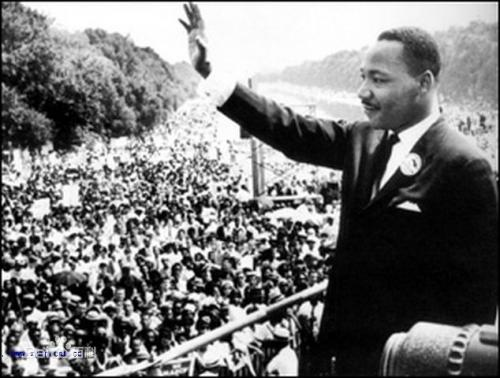 Martin Luther King, Jrin 'The Most Great Black People in the History of Human Beings': ranks 4