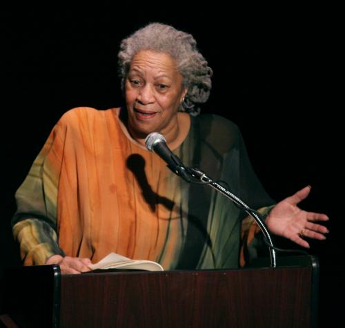Toni Morrisonin 'The Most Great Black People in the History of Human Beings': ranks 8