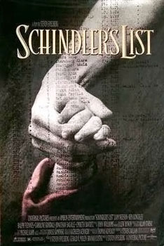 Schindler's List in 'Top Tragedy Movies in the World': ranks 2