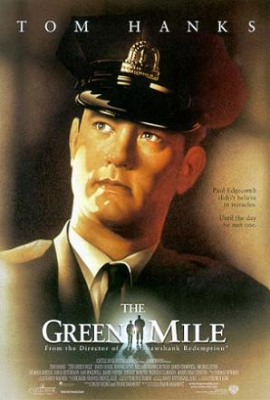 The Green Mile in 'Top Tragedy Movies in the World': ranks 4