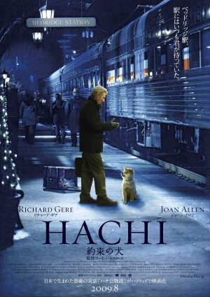 Hachi: A Dog's Tale in 'Top Tragedy Movies in the World': ranks 5