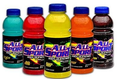 All Sportin 'Best Brand of Sports Drinks in 2013': ranks ?