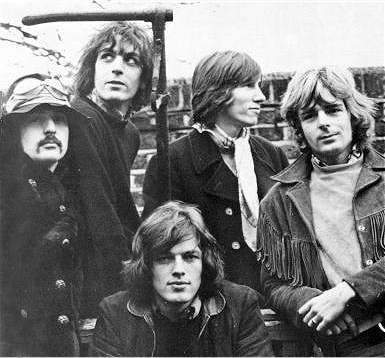 Pink Floyd in 'Top Rock Band in the World': ranks ?