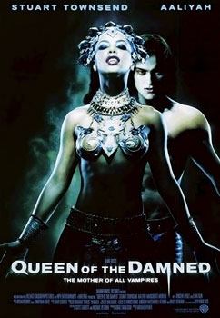 Queen of the Damned in 'Best Vampire Movie around the World': ranks ?