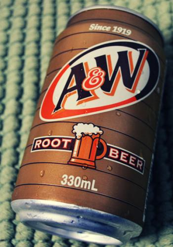A&W Root Beer in 'Most Popular Brands for Soda 2013': ranks ?
