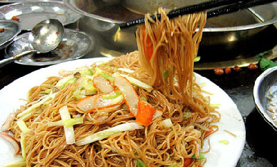 Chow Mein in 'Best Chinese Foods/Cuisines': ranks 2
