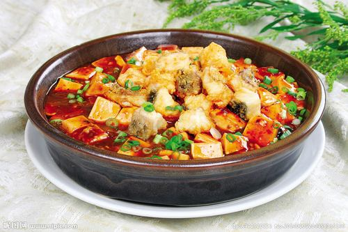 Ma Po Spicy Tofu in 'Best Chinese Foods/Cuisines': ranks 4
