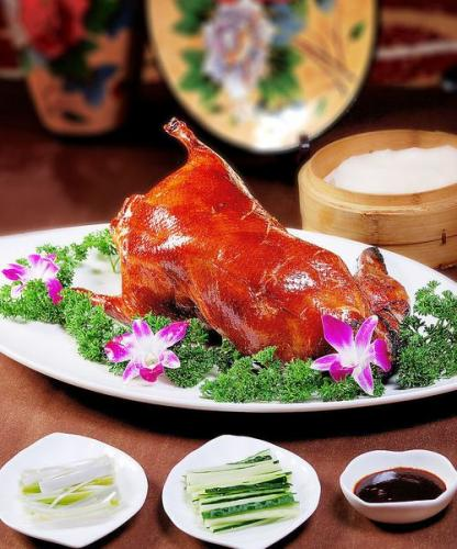 Beijing Roast Duck in 'Best Chinese Foods/Cuisines': ranks 1