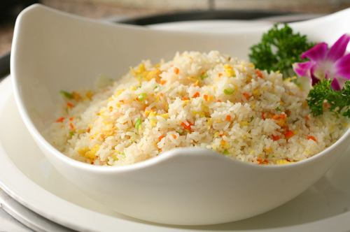 Egg-fried rice in 'Best Chinese Foods/Cuisines': ranks 11