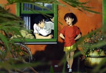 Whisper of the Heart in 'top 10 popular animation made by Hayaomi Yazaki': ranks ?