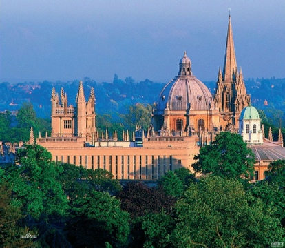 University of Oxford in 'best 10 university in the world ': ranks ?