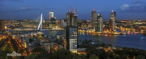 Rotterdam in 'top 10 harbour in the world 2014': ranks ?