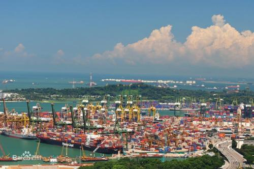 Singapore in 'top 10 harbour in the world 2014': ranks ?