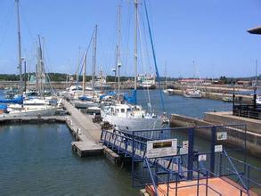 Richards Bay in 'top 10 harbour in the world 2014': ranks ?