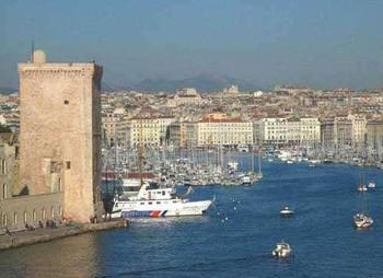 Marseille in 'top 10 harbour in the world 2014': ranks ?