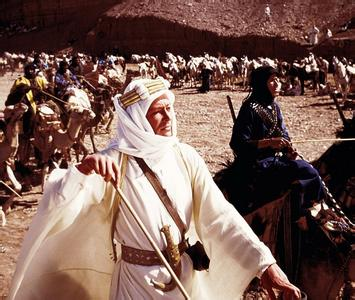 Lawrence of Arabia in 'top 10 classical Oscar movies ': ranks ?