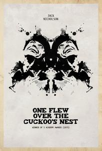 One Flew Over the Cuckoo's Nest in 'top 10 classical Oscar movies ': ranks ?