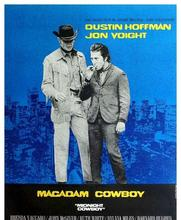 Midnight Cowboy in 'top 10 classical Oscar movies ': ranks ?