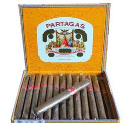 Partagsyc in 'top 10 famous cigar  brand in the world': ranks ?