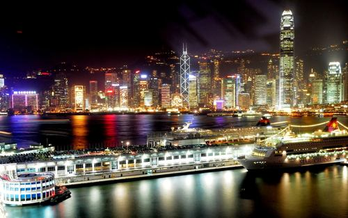 Victoria Harbor in 'Best Attractions in Hong Kong': ranks ?