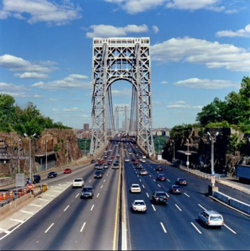 George Washington Bridgein 'Top 10 Bridges Around the World 2013': ranks ?