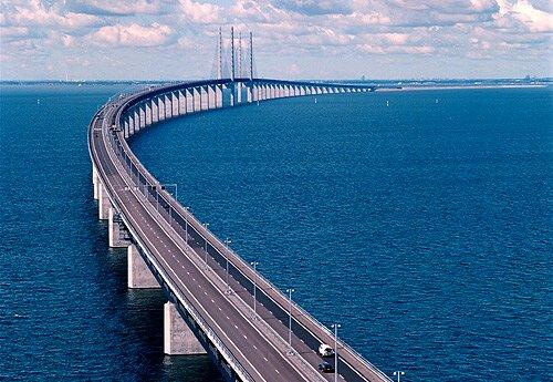 Øresund Bridgein 'Top 10 Bridges Around the World 2013': ranks ?