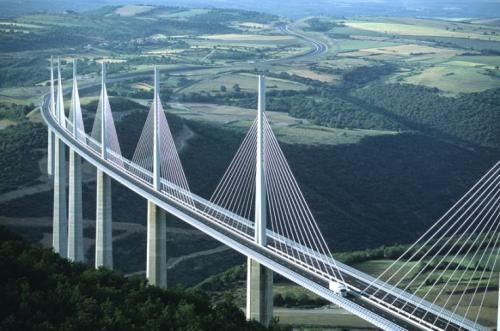 Millau Viaductin 'Top 10 Bridges Around the World 2013': ranks ?