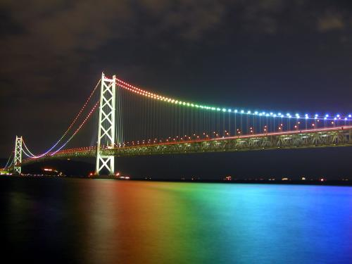 Akashi Kaikyō Bridgein 'Top 10 Bridges Around the World 2013': ranks ?