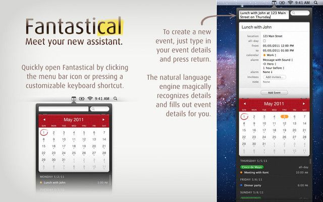 Fantastical in 'Best Calendar Software 2013': ranks ?