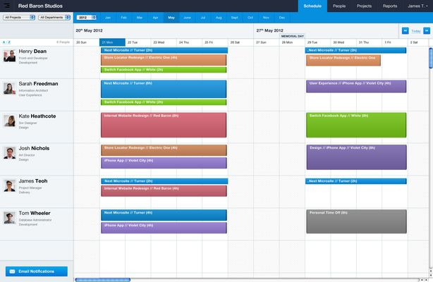 Float Schedule in 'Best Calendar Software 2013': ranks ?
